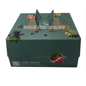 hộp quà tặng quai xách